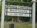 Image for Pioneer Cemetery Howell Township Livingston County Michigan
