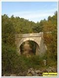 Image for Le pont du ravin des Détroits - Saint Martin de Brômes, France