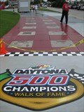 Image for Daytona 500 Champions Walk of Fame - Daytona Beach, FL