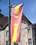 Image for Municipal Flag - Lörrach, BW, Germany
