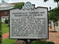 Image for Greeneville Cumberland Presbyterian Church - 1C 58