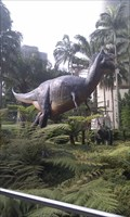 Image for TRex at the Tiachung Natural History Museum