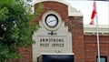 Image for Armstrong Post Office Clock - Armstrong, BC