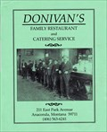 Image for Donivan's Family Restaurant - Anaconda, Montana
