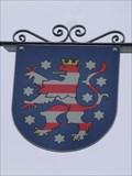 """Image for """"Thüringer Landeswappen""""  Thüringen/ Deutschland"""