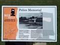 Image for Police Memorial - Mansfield, Vic, Australia