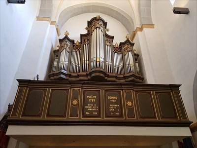 Chronogramm in der Pfarrkirche St. Clemens in Drolshagen