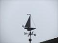 Image for Sailboat Weathervane - Half Moon Bay, CA