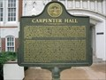Image for Carpenter Hall - University of Oklahoma - Norman, Oklahoma