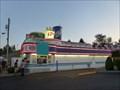 Image for Giant Burger & Fries, EZ's Diner, Wenatchee, WA