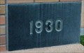 Image for 1930 - Fallon City Hall - Fallon, Nevada