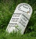 Image for Milestone - Harewood Road, Harewood, Yorkshire, UK.