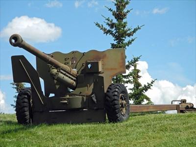 Artillery gun - Military Museums