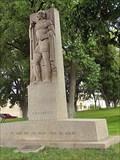 Image for David Crockett Monument - Ozona, TX