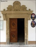 Image for Door and Portal of Town Hall / Dvere a portál radnice - Dobrovice (Central Bohemia)