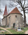 Image for Kostel Sv. Klimenta / Church of St. Clement - Chržín (Central Bohemia)