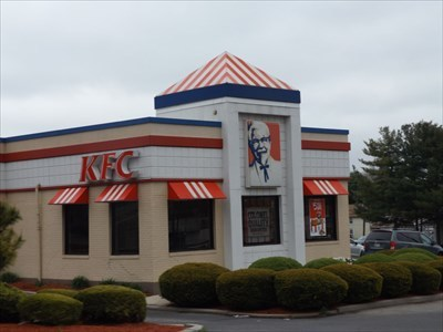 Kfc 330 Dual Hwy Hagerstown Md Kentucky Fried Chickenkfc