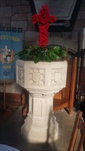 Image for Baptism Font - All Saints - Leek Wootton, Warwickshire