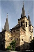 Image for Church of St. Peter at Na Porící / Kostel Sv. Petra na Porící (Prague)