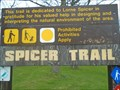 Image for Spicer Trail Head - Wallacetown Ontario