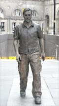 Image for Walking Man - Newcastle-Upon-Tyne, UK