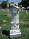Image for Stephan F. Roth - St. Matthew Cemetery St. Louis Missouri