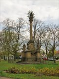 Image for Plague Column, Obristvi, Czech Republic