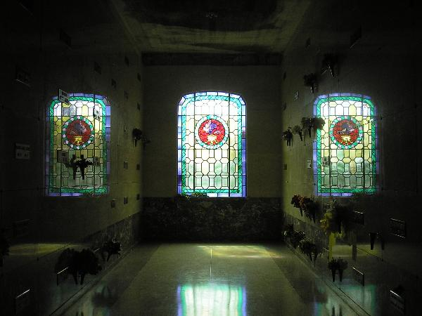 Westview Cemetery Abbey Atlanta Ga Stained Glass