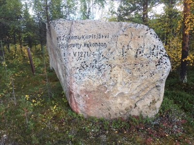 Kemi-Kilpisjärvi tie 1
