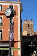 Image for Town clock - Saint-Raphaël, France