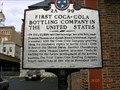 Image for First Coca-Cola Bottling Company in the United States