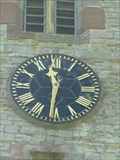 Image for Clock, St. Denys', Severn Stoke, Worcestershire, England