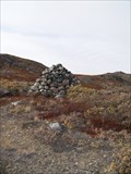 Image for Cairn at the radar station, Kangerlussuaq - Greenland