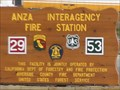 Image for Anza Interagency Fire Station 29 / 53