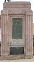 Image for Marquette Commemorative Relief - Chicago, IL