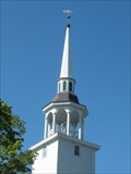 Image for Unitarian Meeting House - Brooklyn, CT