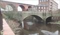 Image for King Street West Bridge Over River Mersey - Stockport, UK