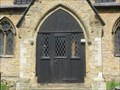 Image for Chimera At Door Of Church Of All Saints - North Kerriby, UK