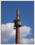 Image for Water tower combined with factory chimney, Prelouc, Czech Republic