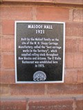 Image for Maloof Hall - Las Vegas, New Mexico