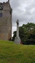 Image for Memorial Cross - St Andrew - Eakring, Nottinghamshire