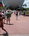 Image for Epcot--Main turnstiles