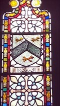 Image for Kessel Coat of Arms - St Mabyn's church - St Mabyn, Cornwall