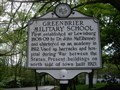 Image for Greenbrier Military School