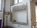 Image for Piscinas, Sedilia and Stoup, St Lawrence - Sedgebrook, Lincolnshire