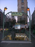 Image for Bouche d'Entrée Guimard Station de Metro Parmentier - Paris, France