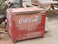 Image for Coca-Cola Vending Machine ~ Hackberry, Arizona