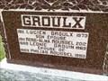 Image for 100 - Rose-Alma (Roussel) Groulx - cimetière Notre-Dame, Gatineau (Hull), Québec