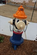 Image for Mario Brothers Hydrant - Ardmore, OK
