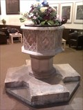 Image for Baptism Font, St Mary - Brecon, Powys